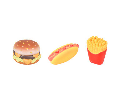 Balle sonore fast Food